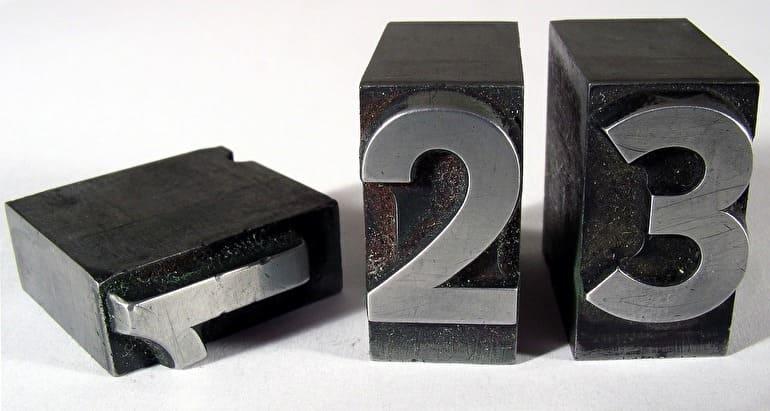 123、3つのポイント