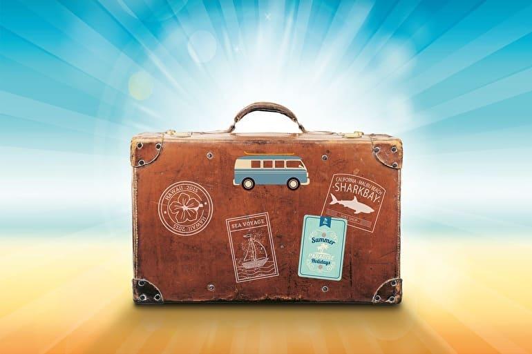 旅行かばんバッグ